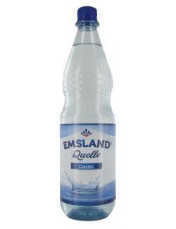 Emsland Quelle Mineralwasser classic  (1 l) - 4001217003507