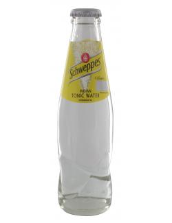 Schweppes Indian Tonic Water  (200 ml) - 4000140072178