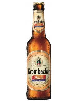Krombacher Weizen alkoholfrei  (500 ml) - 4008287064025