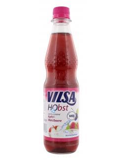 Vilsa H2Obst Apfel-Waldbeere  (500 ml) - 4104450002167