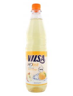 Vilsa H2Obst Apfel-Orange  (750 ml) - 4104450004208