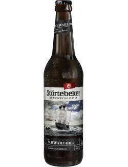 Störtebeker Schwarzbier  (500 ml) - 4014807364025