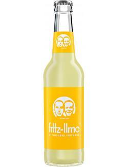 Fritz-Limo Zitronenlimonade  (330 ml) - 4260107220077