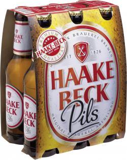 Haake-Beck Pils  (6 x 0,33 l) - 4100130913310