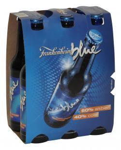 Frankenheim Blue Altbier mit Cola  (6 x 0,33 l) - 4012049100357