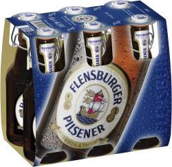 Flensburger Pils Bügelflasche  (6 x 0,33 l) - 4103080050463