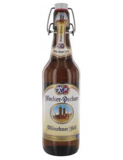 Hacker-Pschorr Münchner hell  (500 ml) - 4004866721556