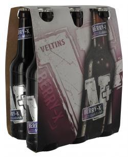 Veltins V+ Berry-X  (6 x 0,33 l) - 4005249006628