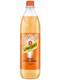 Schweppes Original Bitter Orange  (1 l) - 4000140011603
