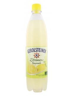 Gerolsteiner Zitronenlimonade  (750 ml) - 4001513005502
