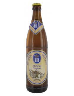 Hb Hofbräu Original Münchner Bier  (500 ml) - 4005686001156