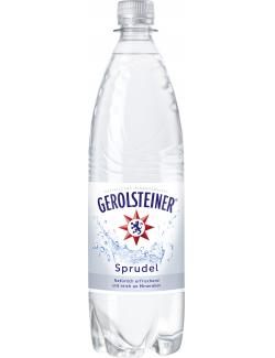 Gerolsteiner Sprudel Mineralwasser  (1 l) - 4001513000613