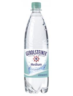 Gerolsteiner Mineralwasser medium  (1 l) - 4001513000620