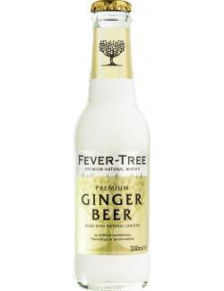 Fever-Tree Ginger Beer  (200 ml) - 5060108450348