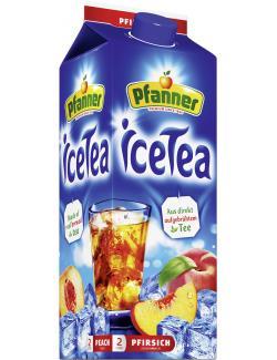 Pfanner Ice Tea Pfirsich  (2 l) - 9006900011529