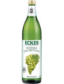 Eckes Weisser Traubensaft  (750 ml) - 4001497532001