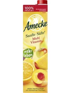 Amecke Sanfte Säfte Multi Vitamin  (1 l) - 4005517004028