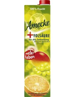 Amecke + Vitamine Folsäure für Zellbildung  (1 l) - 4005517016052