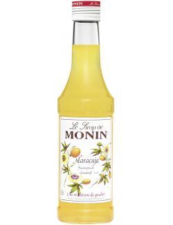 Monin Sirup Maracuja  (250 ml) - 4008077744021