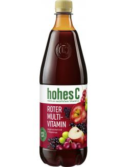 Hohes C Roter Multivitamin  (1 l) - 4045145270501