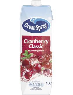 Ocean Spray Cranberry classic  (1 l) - 31200449726