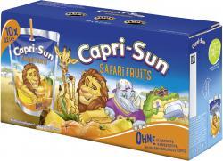 Capri-Sonne Safari Fruits  (10 x 0,20 l) - 4000177622001