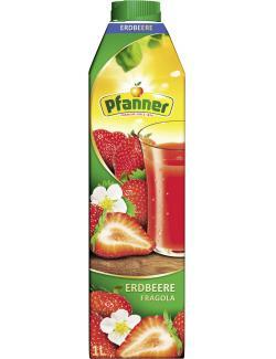 Pfanner Erdbeere  (1 l) - 9006900205690