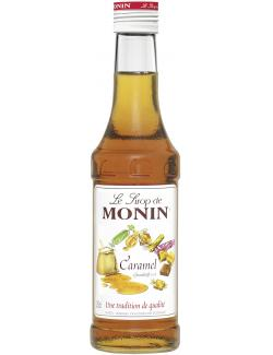 Monin Sirup Caramel  (250 ml) - 4008077744519