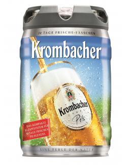 Krombacher Pils Frische-Fässchen  (5 l) - 4008287032031