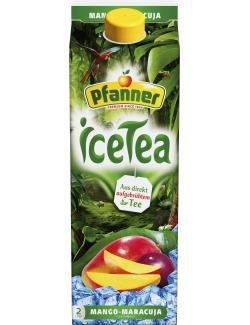 Pfanner Ice Tea Mango-Maracuja  (2 l) - 9006900207182