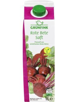Grünfink Rote-Bete-Saft  (1 l) - 4105550194004