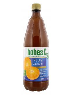 Hohes C Orange mit Calcium  (1 l) - 4001497284009