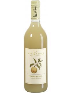 Van Nahmen Weißer Pfirsichnektar  (750 ml) - 4260039372004