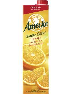 Amecke Sanfte Säfte Orange mit zartem Fruchtfleisch  (1 l) - 4005517004134