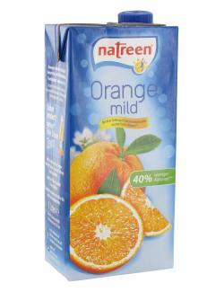 Natreen Orange mild  (1 l) - 4018755660482