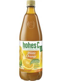 Hohes C Milde Orange mit Fruchtfleisch  (1 l) - 4048517625541
