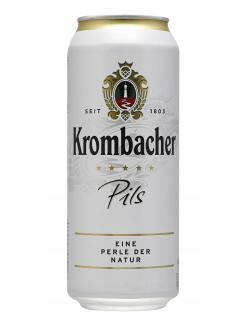 Krombacher Pils  (500 ml) - 4008287050134