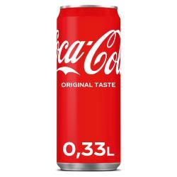 Coca Cola  (330 ml) - 5000112546552