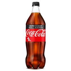 Coca Cola Zero  (1 l) - 5000112552607