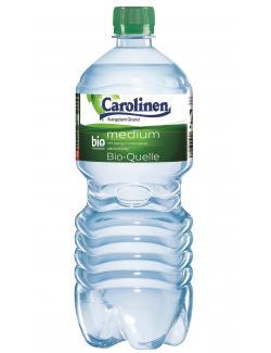 Carolinen Mineralwasser medium  (1 l) - 42180418
