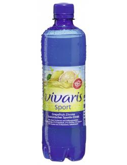 Vivaris Sport Grapefruit-Zitrone  (500 ml) - 4002846904081