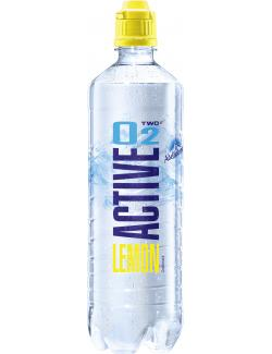 Active O2 Two Erfrischungsgetränk Lemon  (750 ml) - 4005906005162
