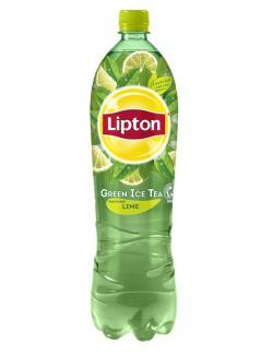 Lipton Ice Tea Green Limone  (1,50 l) - 4000400129376
