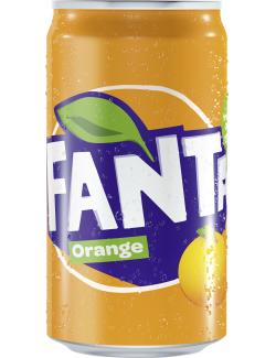Fanta Orange  (250 ml) - 5000112580167