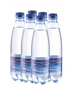 Küstengold Mineralwasser classic  (6 x 0,50 l) - 4027109988998