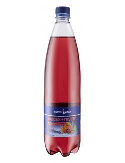 Küstengold Wasser + Frucht Apfel-Kirsche  (1 l) - 4027109908927