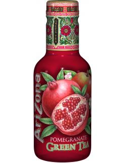 Arizona Green Tea Pomegranate  (500 ml) - 4260115725045