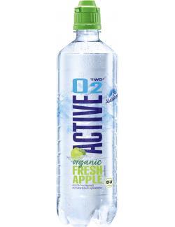 Active O2 Two Erfrischungsgetränk Apfel Lemon  (750 ml) - 4005906275282