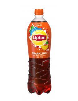Lipton Ice Tea Sparkling Peach  (1,25 l) - 4060800301147