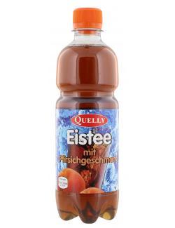 Quelly Eistee Pfirsich  (500 ml) - 4100060013739